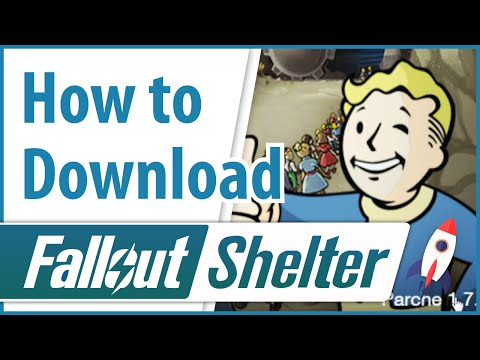 How To Download Fallout Shelter On PC And Create Account | How To Get/Play Fallout Shelter For PC