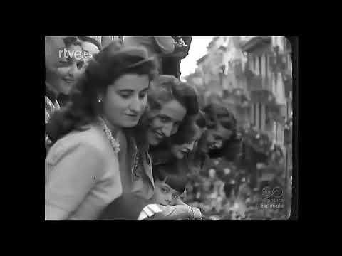 Pamplona - San Fermín Año 1946