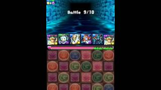 Repeat youtube video パズドラ 水の歴龍 地獄 ルシファーPT 簡単ノーコン