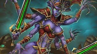 Демоны Пылающего Легиона, часть 1. Warcraft | Вирмвуд