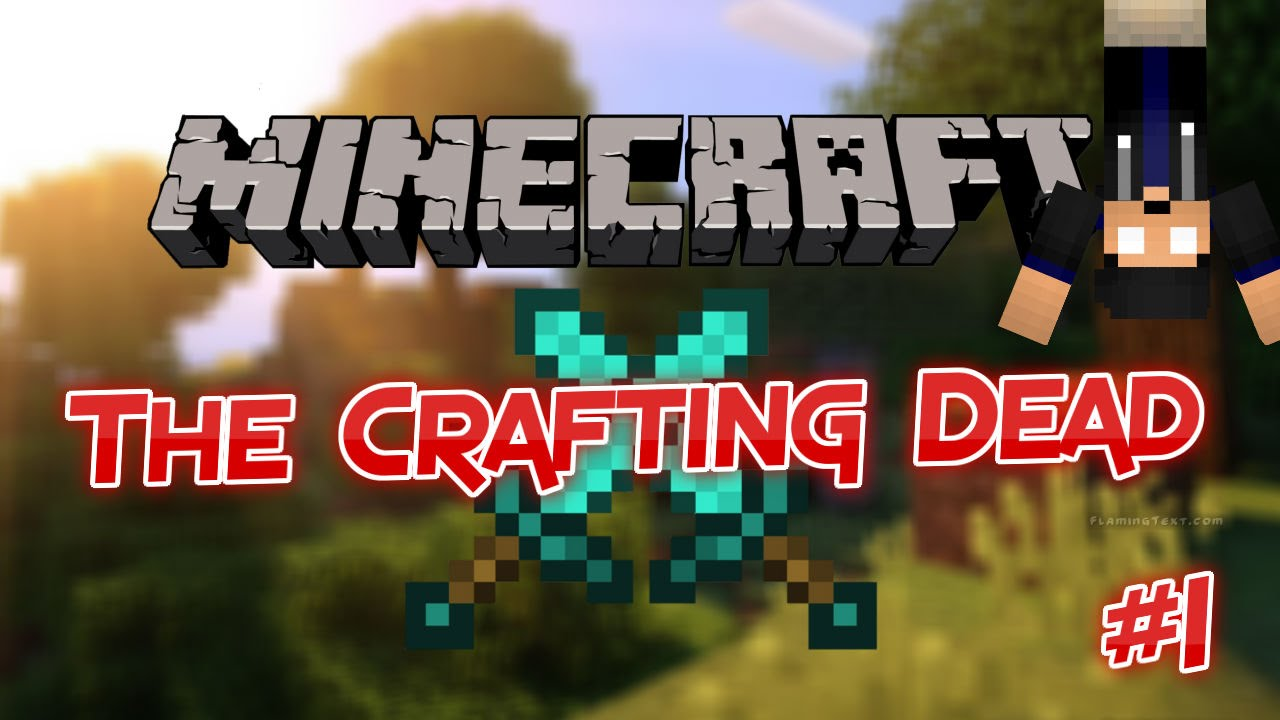 Minecraft the crafting dead 1 soo much dying youtube for Minecraft crafting dead servers