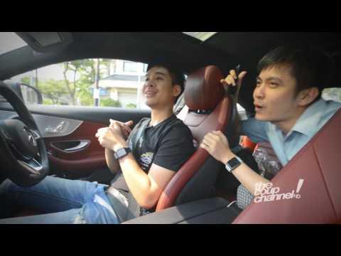 The Coup Channel : ทดลองขับ Mercedes-Benz C250 Coupé (CKD) รุ่นประกอบไทย