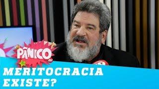 Mario Sergio Cortella sobre MERITOCRACIA: 'Funciona quando existe igualdade no ponto de partida'