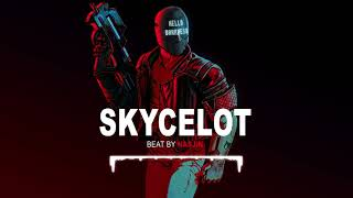 """SKYCELOT"" Hard Trap Beat Instrumental | Dark Rap Hip Hop Beat - Nasjin"
