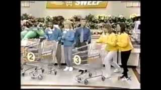 Supermarket Sweep (1994) | Rex & Mikki vs. Scooter & Kevin vs. Stacy & Karen