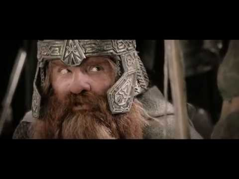 Gimli Is So Sexy