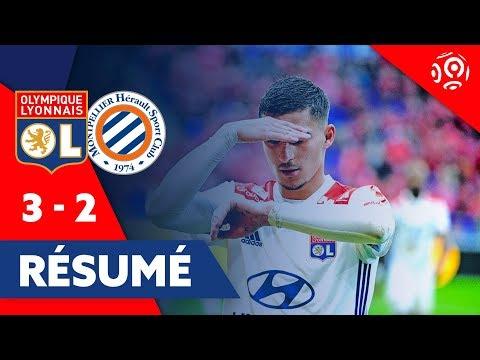 Résumé OL / Montpellier 2019   Ligue 1   Olympique Lyonnais