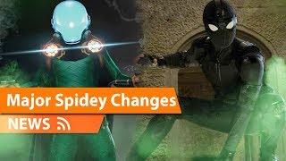 Spider-Man Far From Home Mysterio Details, Trailer Info & Romance Details
