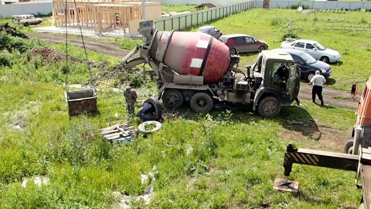 Уральский бетон раствор бетон купить волгоград