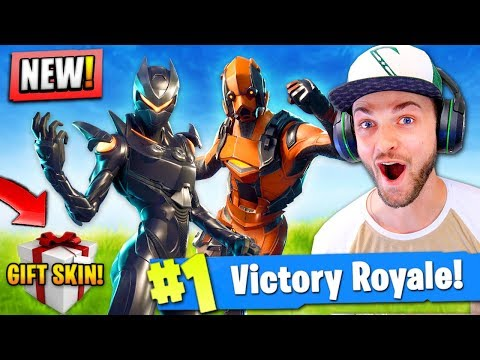 FINAL SEASON 4 *LEAKED* SKINS In Fortnite: Battle Royale! (+ GIFTING SKINS)