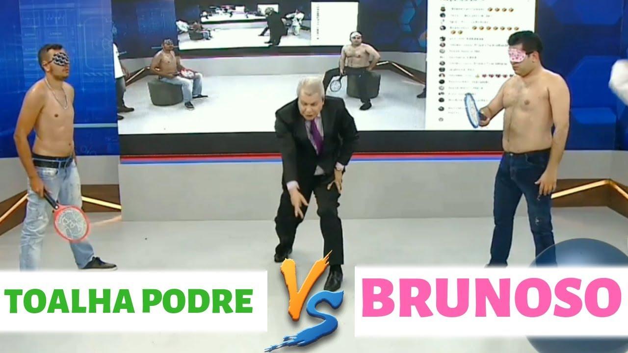 DESAFIO DA RAQUETE ELÉTRICA