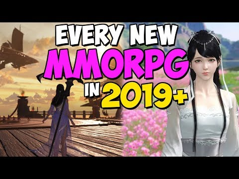 Every Upcoming Eastern MMO & MMORPG 2019 & Beyond