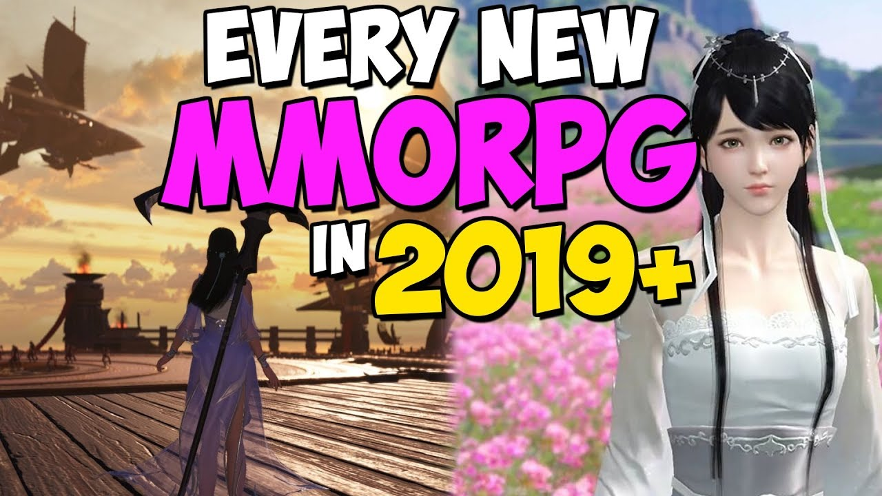 Best Free Space Mmo 2020 Every Upcoming Eastern MMO & MMORPG 2019 & Beyond   YouTube