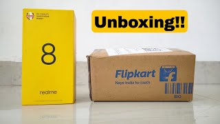 Realme 8 Unboxing amp Review Realme 8 6gb 128gb Cyber black Unboxing amp Review
