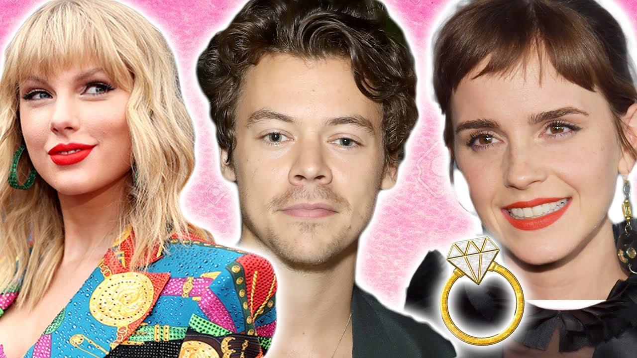 Harry Styles y Taylor Swift Colaborarán? + Emma Watson en Relación Consigo Misma