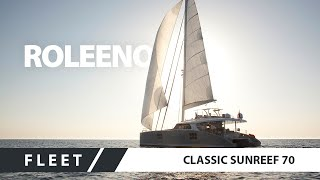 Luxury Sailing Catamaran - Sunreef 70 ROLEENO