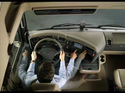 scania international truck of the year 2010 best interior