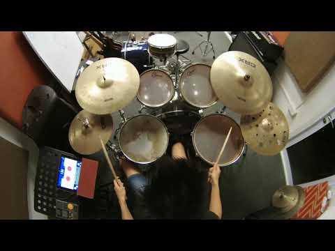 """Symphony Worship """"Dengan Apa Kan Ku Balas"""" Drum Cover [HD]"""
