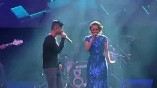 Video Ungu ft Stacy - Berteman Sepi live at Mozaik Tour 2015 download MP3, 3GP, MP4, WEBM, AVI, FLV Agustus 2017