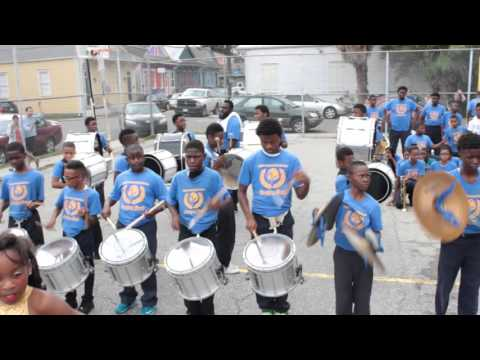 Nelson Vs Renew Drum Battle 2015