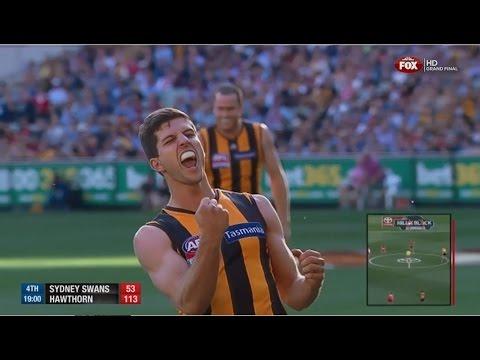2014 AFL Grand Final - Hawthorn Vs Sydney (MMM commentary)
