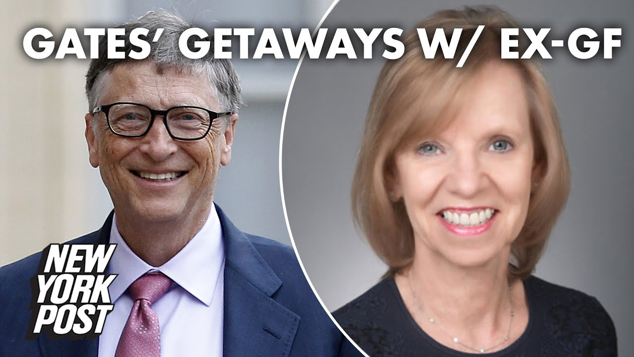 Here's How Much Bill Gates' Ex-Girlfriend, Ann Winblad, Is Worth