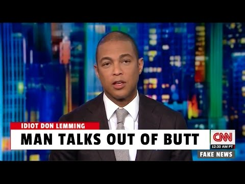 Thumbnail: Don Lemon's Idiotic Reaction to Trump's First Address to Congress