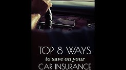 Top 8 Must-Know Answers to Car Insurance Questions That Saves You Money