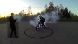 Yamaha DT 170cc 2015 Summer RAW