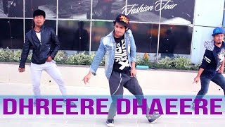 Dheere Dheere Se Meri Zindagi Video cover Dance
