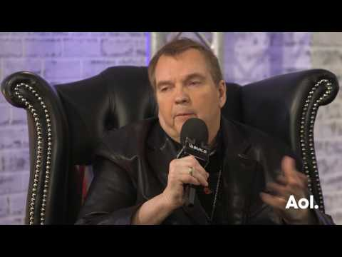 Meat Loaf Reveals The Only Argument He Ever Had with Jim Steinman