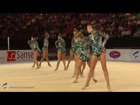 Team Eina, FAO - AGG World Championships 2017 Helsinki - Finals