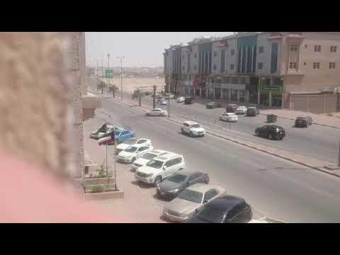 Dammam: Civil Defense Siren Test (1. Intermittent Tone) - 10th May 2018