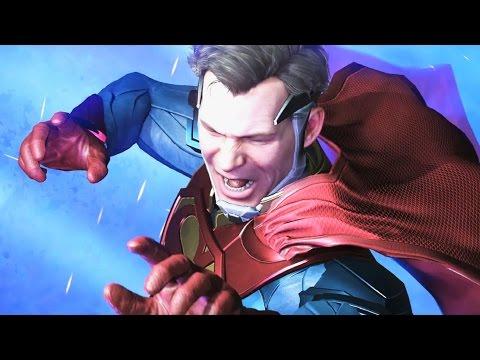 Injustice 2 - King of the Hill Online Battles Live #1