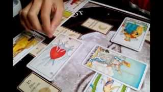 Trải Bài Tarot Celtic Cross Về Tiền Bạc - Part I