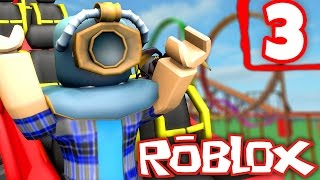 LOOKING SO GOOD! | ROBLOX Theme Park Tycoon #3 w/ MicroGuardian!