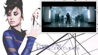 Demi Lovato Heart Attack - Japanese Lyrics -.mp3