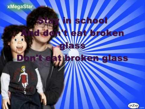 Broken Glass Victorious