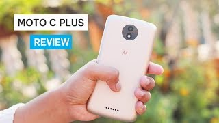 Motorola Moto C Plus Review
