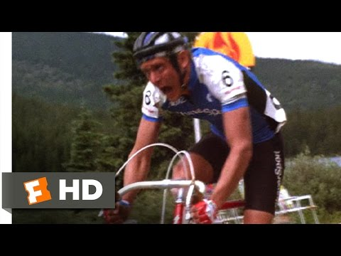 American Flyers (1985) - Race To The Finish Scene (9/9) | Movieclips