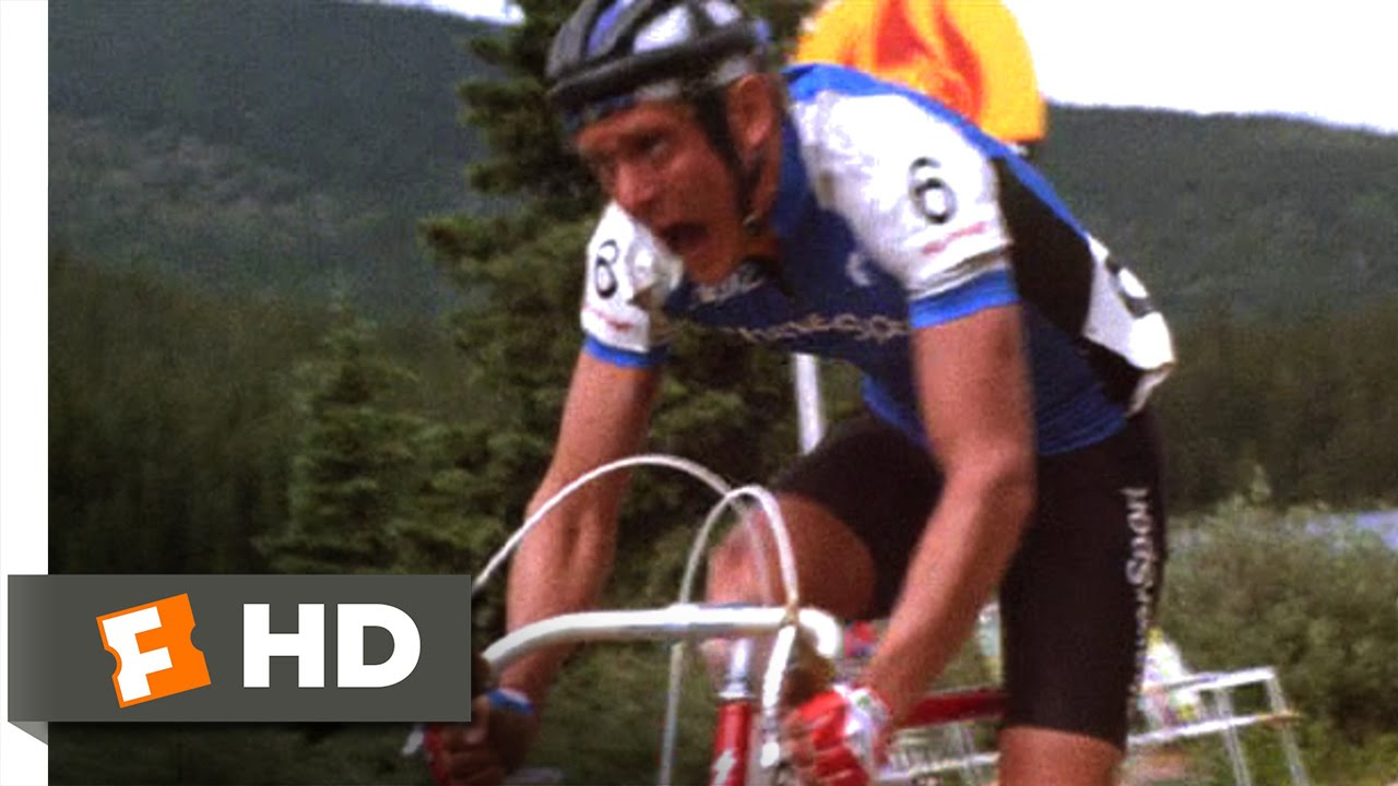 d68b4ccd7 American Flyers (1985) - Race to the Finish Scene (9 9)