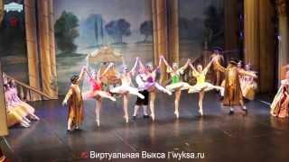 Сказочный балет для детей и взрослых 'Спящая красавица'   Fabulous ballet 'Sleeping Beauty'