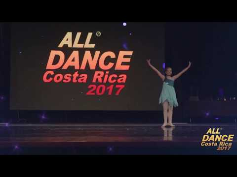 ALL DANCE COSTA RICA 2017 - CODIGO 22