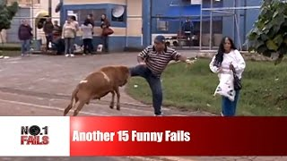 Another 15 Funny Fails Compilation