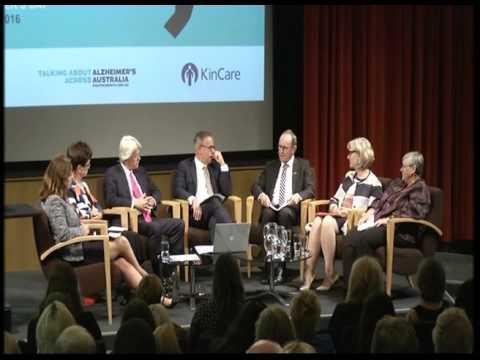 AADRF World Alzheimer's Day Panel Event