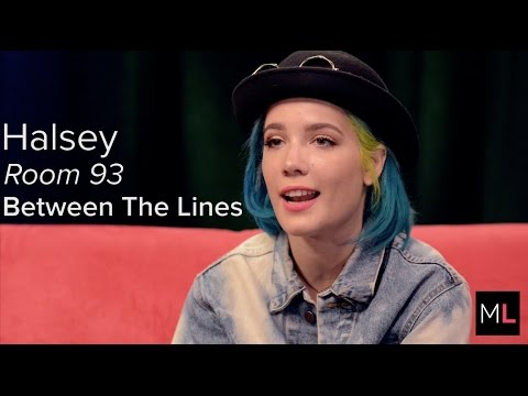 Halsey Explains Why Room 93 Is Her 'Sonic Little Black Book'