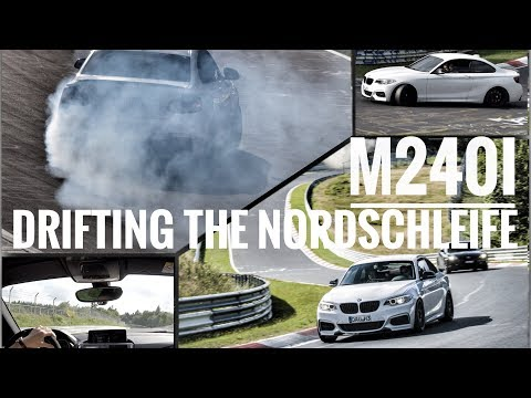 Drifting the Nürburgring Nordschleife in my BMW M240i / Alex Hardt