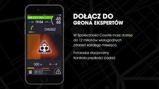NOWOŚĆ!! iCoyote v10! Nawigacja, korek i społecznościowy antyradar.