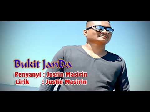 Justine-BUKIT JANDA (Official music video murut)#music
