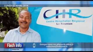 Flash Info Télé Kréol 03/03/2014